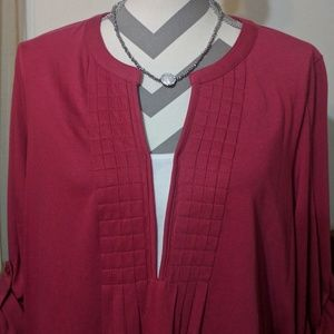Woman Within Tops - NWOT Casual Top